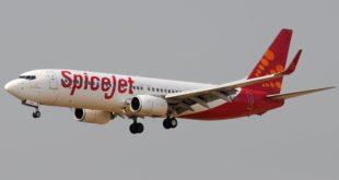 """Spicejet Boeing 737-800 VT-SPL """"Cardamom"""""""