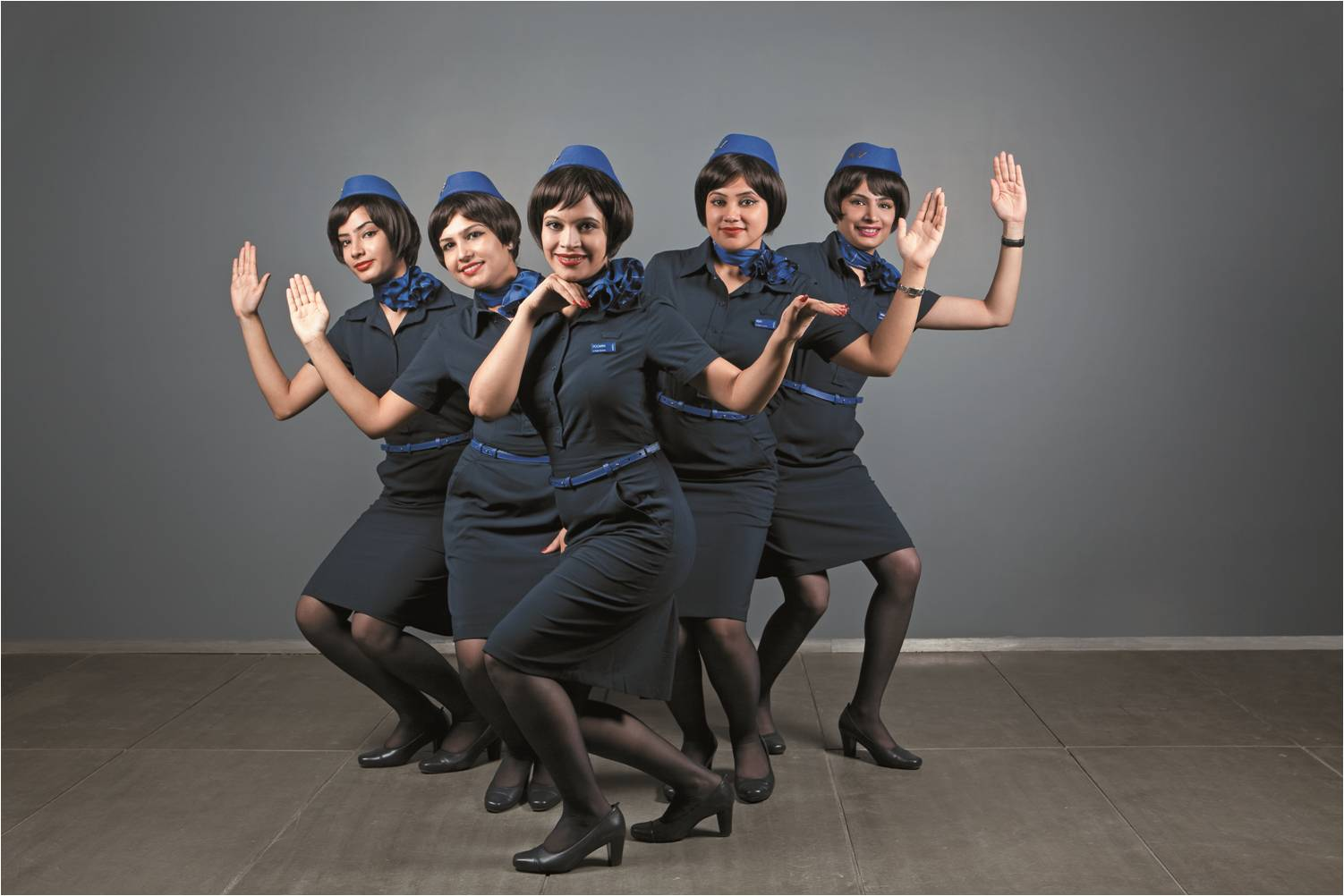 IndiGo goes for a chic and hot look in cabin crew makeover