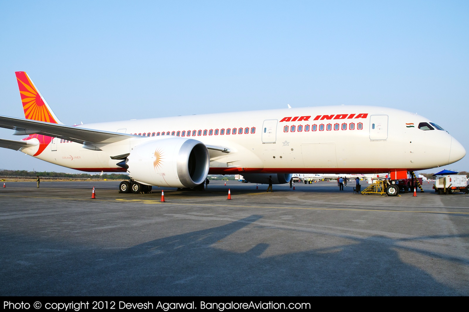 787 Dreamliners Alone Cannot Save An Inefficient Air India