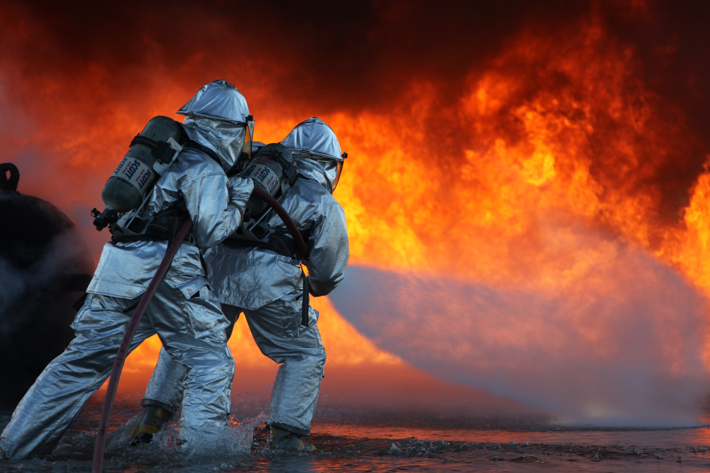marine firefighting - developed in association with - emergency services training institute, texas engineering extension service (teex), the texas a&m uni.