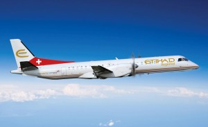 Darwin Airlines, now branded Etihad Regional