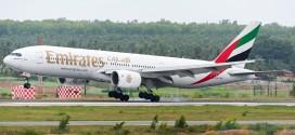 Emirates Boeing 777-200ER. Copyright Vedant Agarwal.