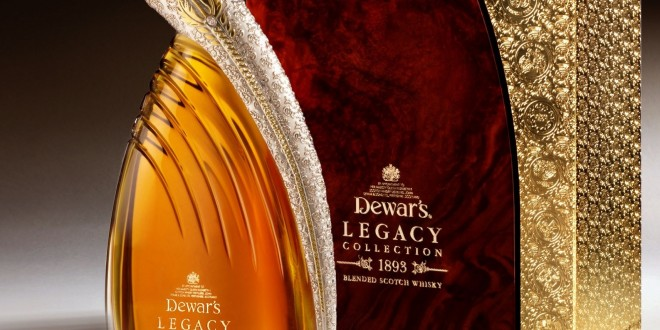Dewar's Legacy Collection 1893 whisky