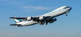 Boeing delivers first 747-8 with performance-improved engines