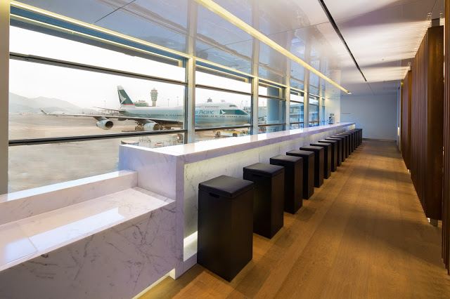 Cathay's iconic Long Bar.