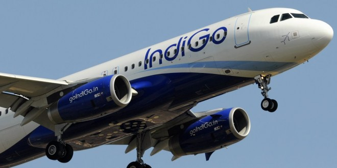 IndiGo_A320 classic VT-INT. Photo: Devesh Agarwal.