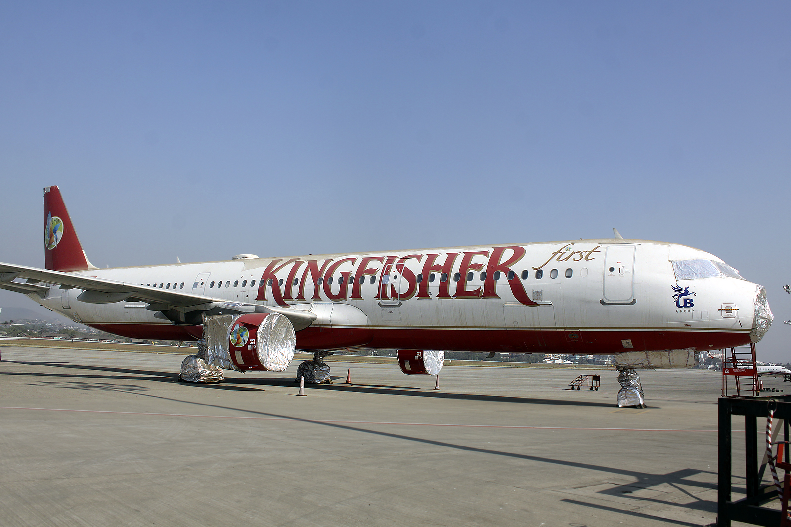 Airliners Net Photos Photos Kingfisher Airline 39 s