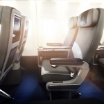 Lufthansa premium economy class Additional legroom. 38 inch seat pitch