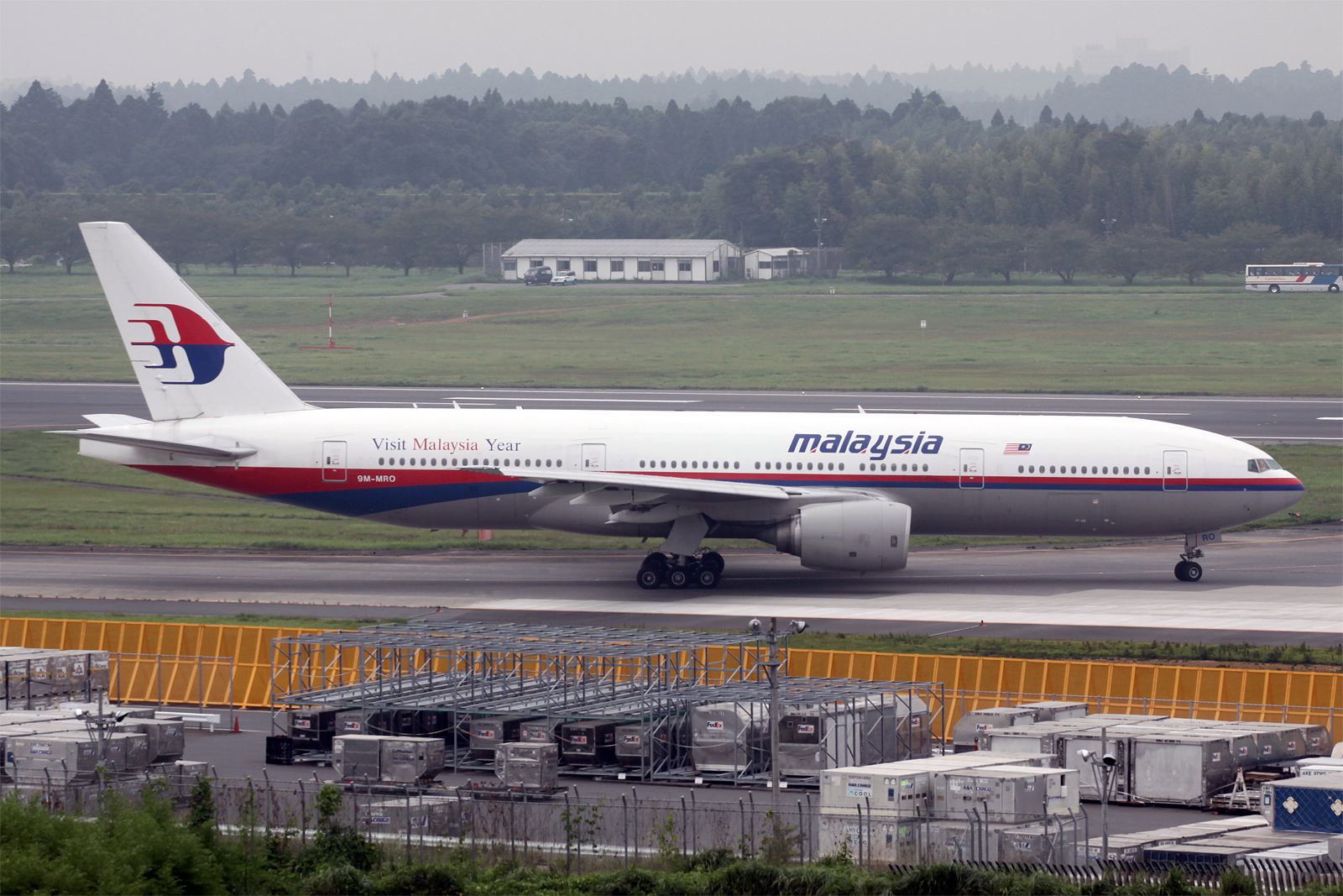Malaysia Airlines Mh370 Passenger And Crew Names And