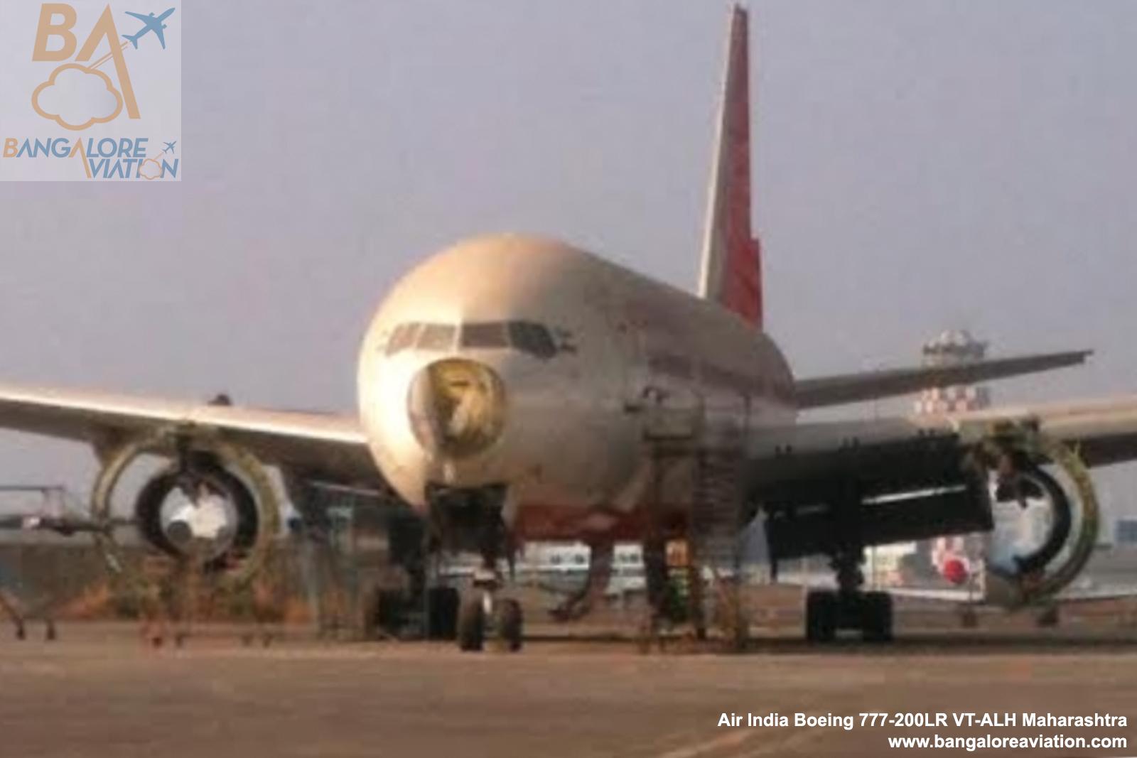 http://www.bangaloreaviation.com/wp-content/uploads/2014/03/VT-ALH_Maharashtra_Cannibalised_Air_India_Boeing_777-200LR_1.jpg