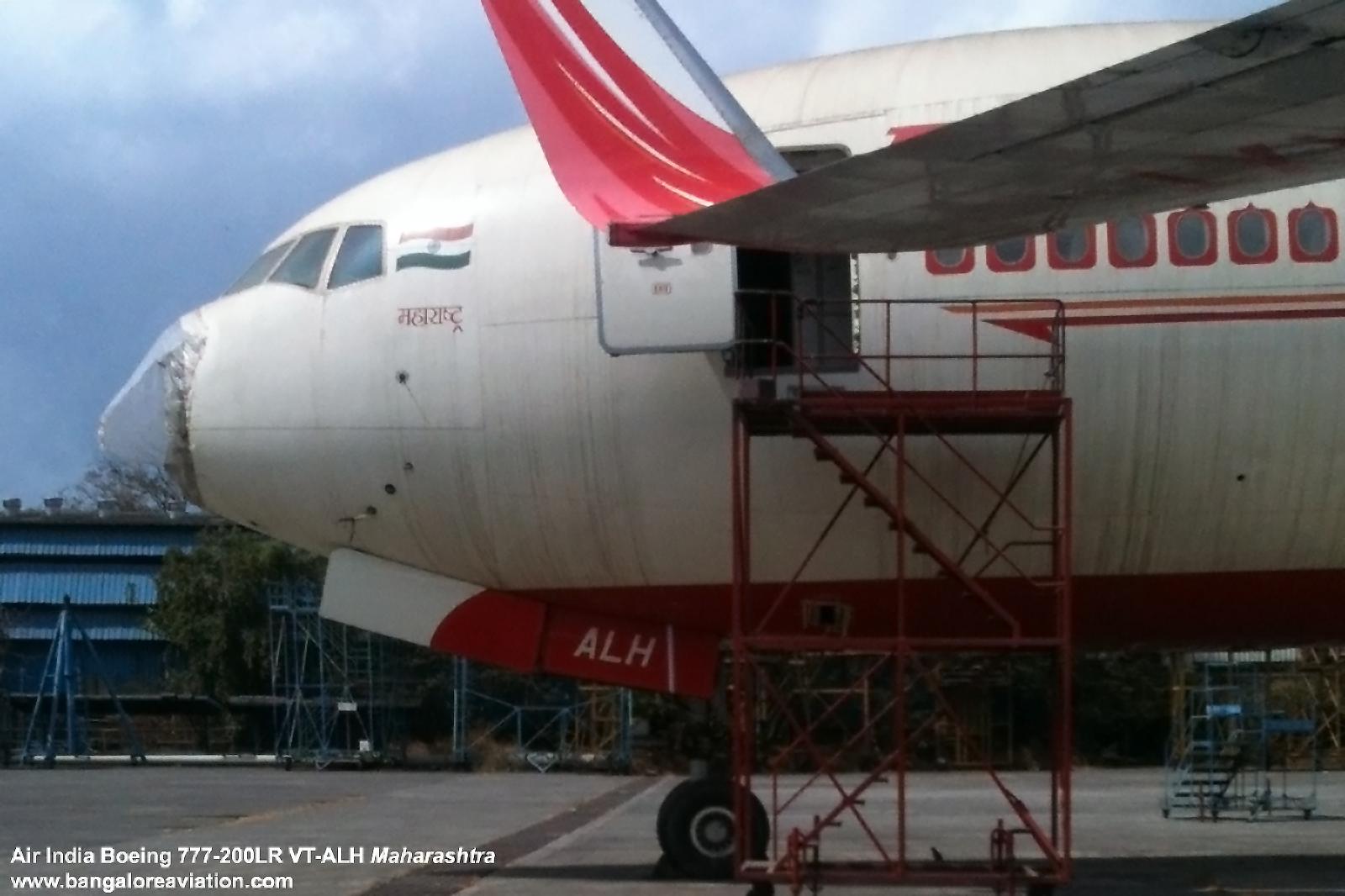 http://www.bangaloreaviation.com/wp-content/uploads/2014/03/VT-ALH_Maharashtra_Cannibalised_Air_India_Boeing_777-200LR_2.jpg