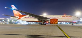 Air India Boeing 777-237LR VT-ALF Jharkand at New Delhi IGI airport. Photo copyright Vedant Agarwal, all rights reserved. Used with permission.
