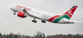 Kenya Airways takes delivery of first 787 Dreamliner