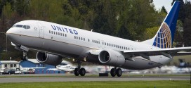 Boeing delivers 8,000th 737 to original customer, United