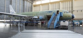 First A320neo in Production.