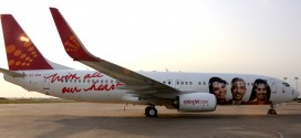 Spicejet pre-tax loss narrows to Rs 124 crore in Q1 FY2015. Company says due to restructuring.