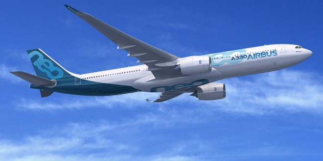 Airbus launches A330neo