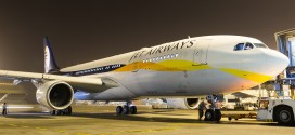 Jet Airways Airbus A330-300 VT-JWQ. Image copyright Vedant Agarwal.