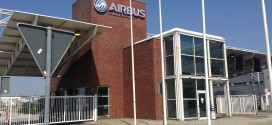 Visiting the Airbus Hamburg plant