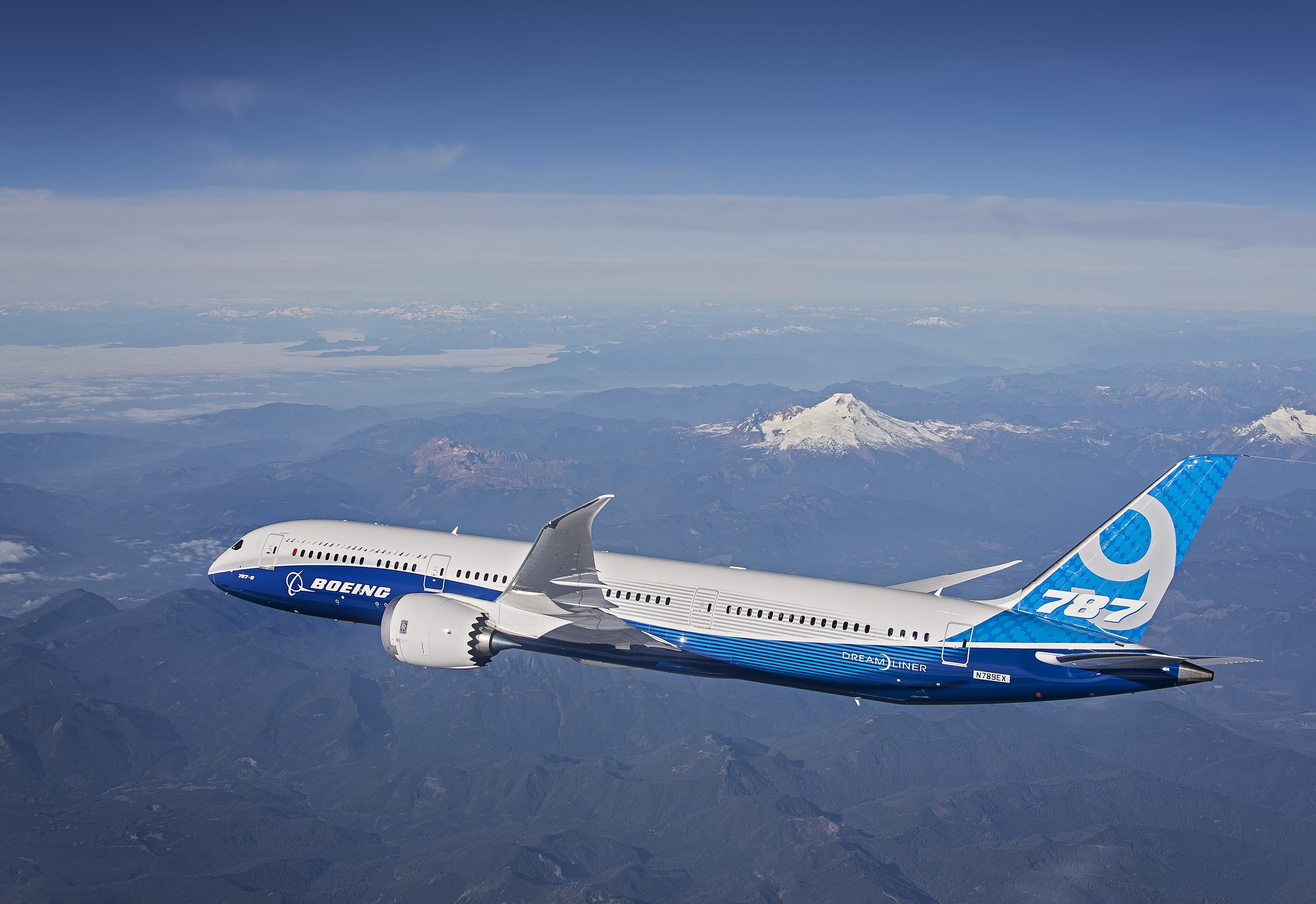 Avolon Places An Order For Boeing 787 9 Dreamliners And