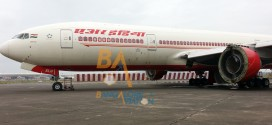 Exclusive photos: Air India repairs its Boeing 777-200LR VT-ALH previously stripped for parts