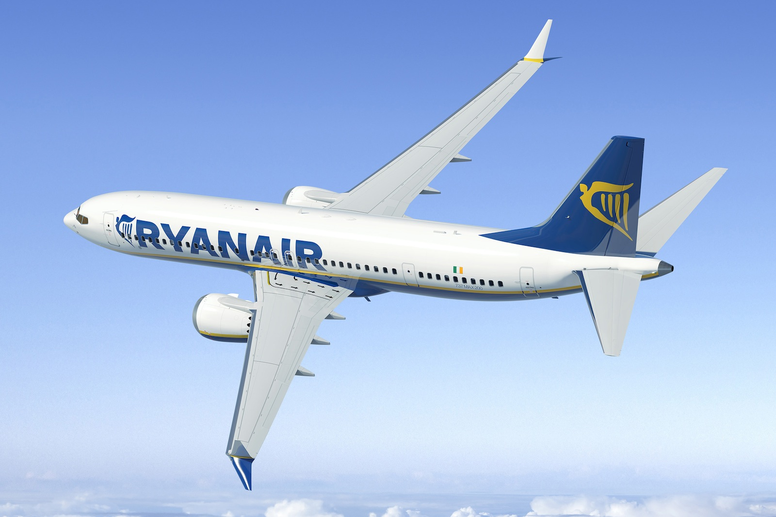 Ryanair is launch customer for 200 seater Boeing 737 MAX 8, but ...