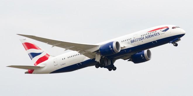 British Airways Boeing 787-8 Dreamliner G-ZBJC. Image Copyright Devesh Agarwal.