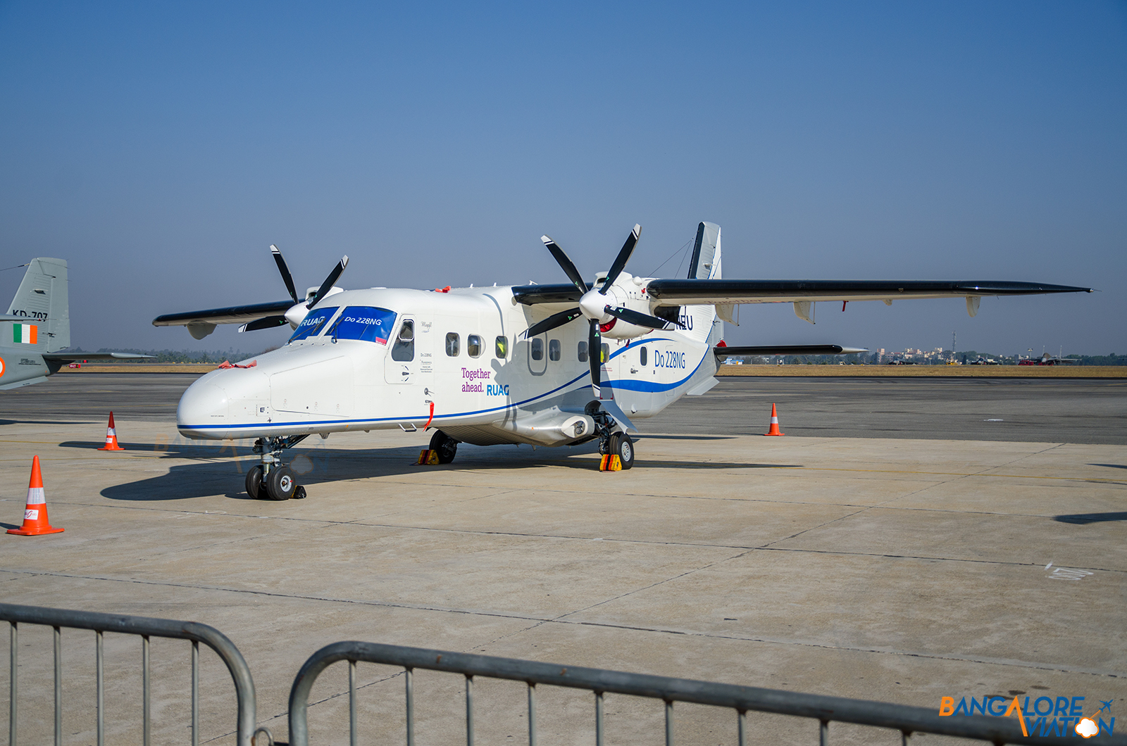 aero a photo essay bangalore aviation dornier do 228 ng