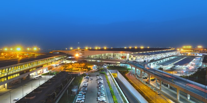 New Delhi Indira Gandhi International Airport (IGIA) Terminal 3 overview. Photo courtesy DIAL.