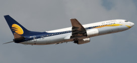 Jet Airways Boeing 737-800 VT-JGA.