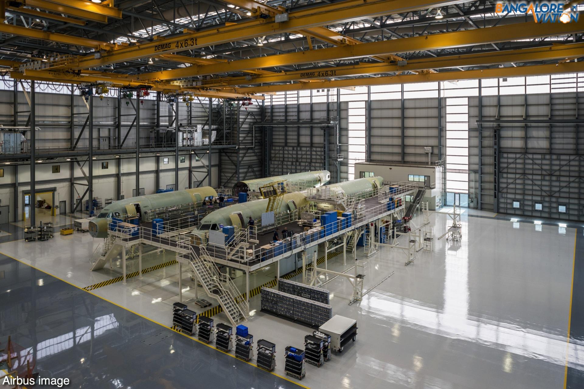 Airbus U.S. Manufacturing Facility. Airbus image.