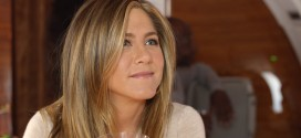 Jennifer Aniston stars in an Emirates' TV commercial
