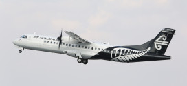 Air New Zealand ATR-72-600. Airline Image.