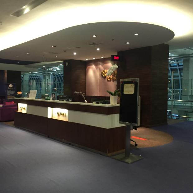 Royal Orchid Lounge - Bangkok.