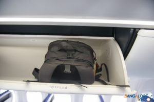 Larger bins as found on sky interior NG aircraft. Can hold my camera bag without any shoving from me.