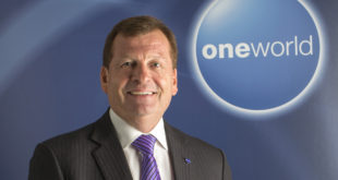 oneworld CEO Rob Gurney