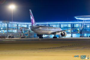 Qatar Airways A7-BAC Boeing 777-300ER.