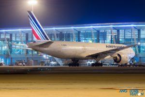 Air France F-GSPK Boeing 777-200.