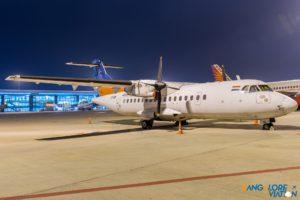 Alliance Air (Air India Regional) ATR-42 VT-ABB.