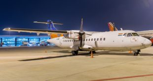 Alliance Air (Air India Regional) ATR-42 VT-ABB.