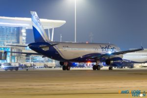 Indigo VT-INS Airbus A320.