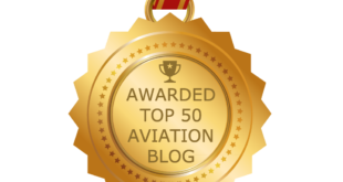 Bangalore Aviation named as top aviation blog in India