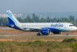 Indigo Airbus A320neo VT-ITK. Image copyright Vedant Agarwal.