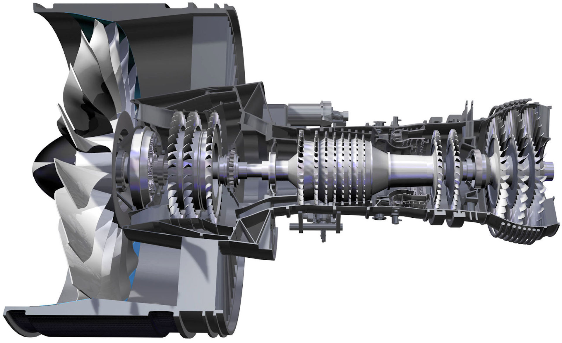 Analysis The PW1100 GTF engine and the Airbus A320neo Bangalore