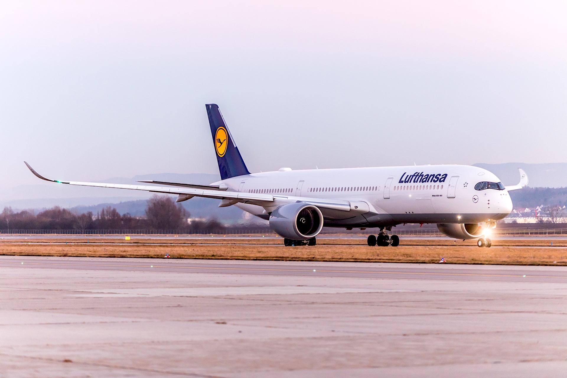 Lufthansa To Operate Its New Airbus A350 On Mumbai Munich
