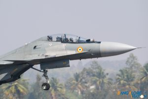 Indian Air Force Sukhoi Su-30MKI SB175