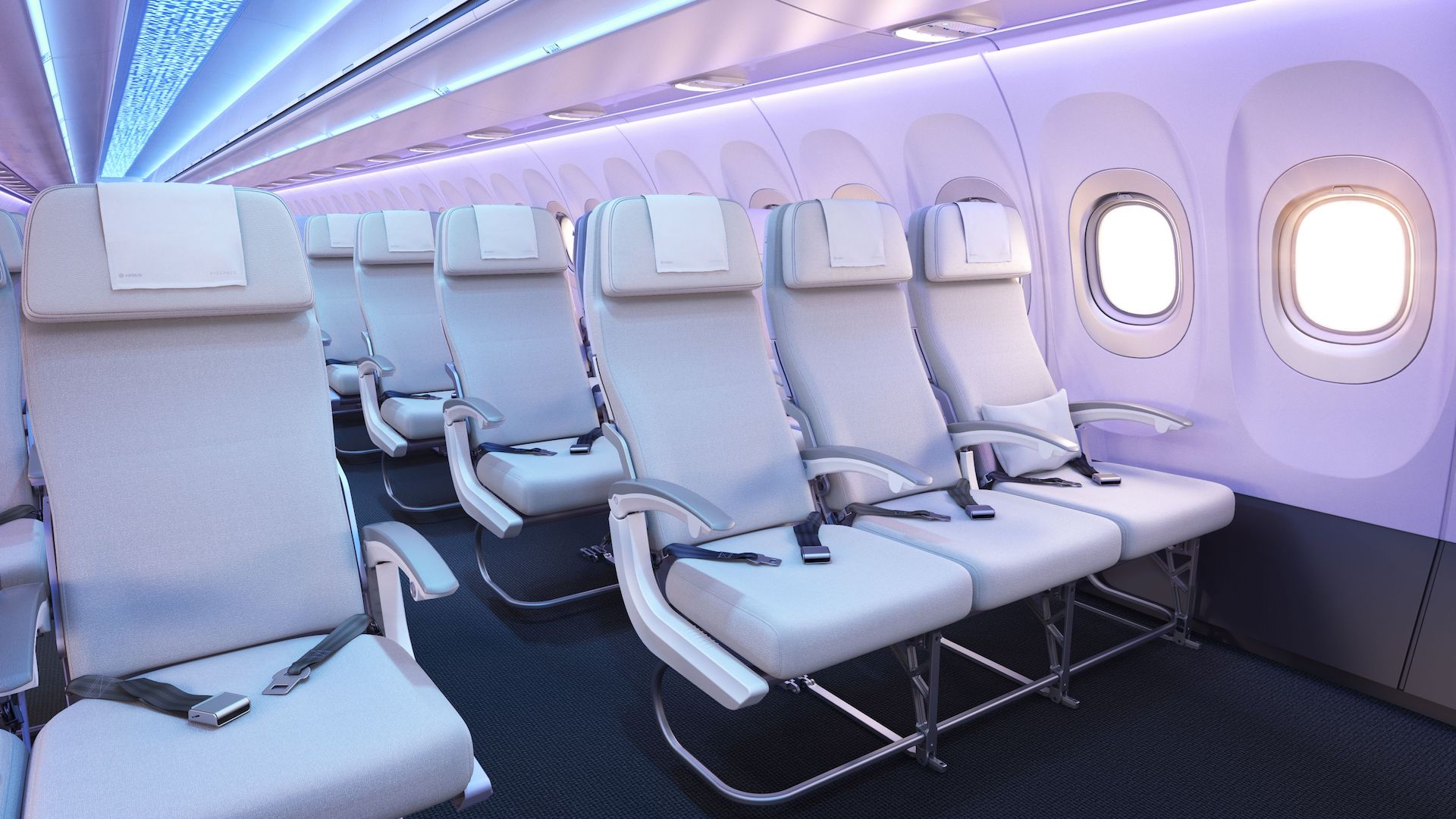 New Airbus A320 Airspace Interior Set To Debut In 2020
