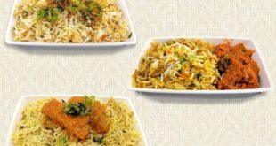 Jet Airways Biryani Festival.