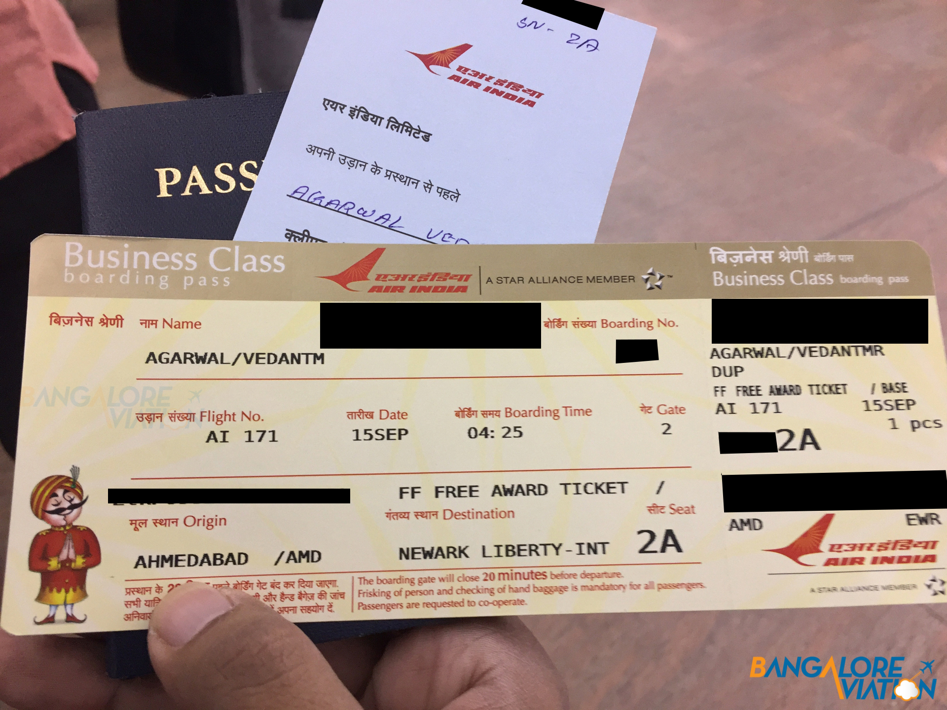 inflight review air india business 787 8 ahmedabad london