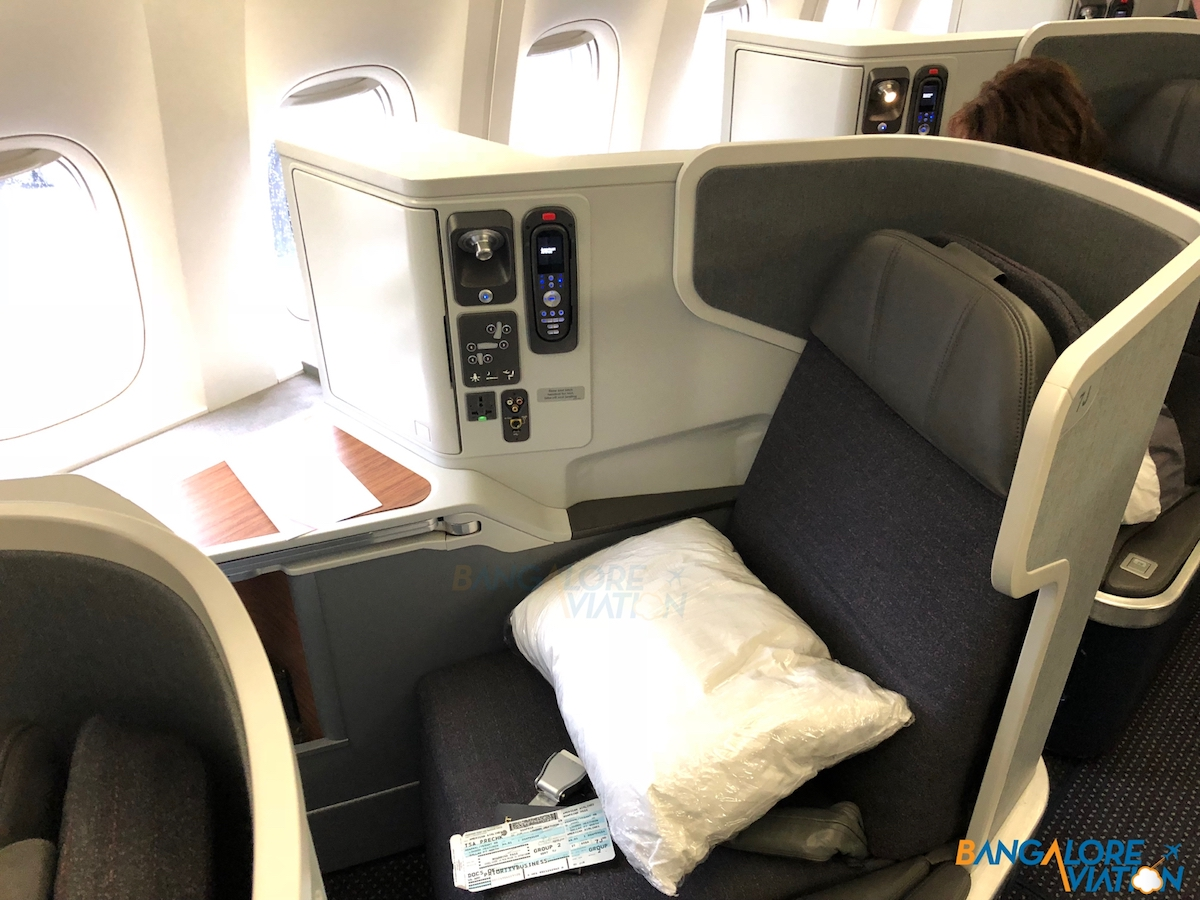 Inflight Review American Airlines Boeing 777 300er